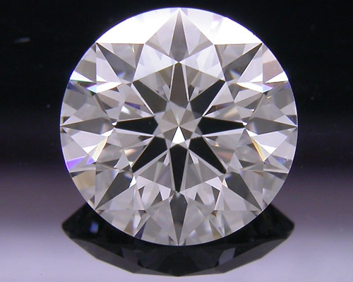 1.22 ct G SI1 A CUT ABOVE® Hearts and Arrows Super Ideal Round Cut Loose Diamond