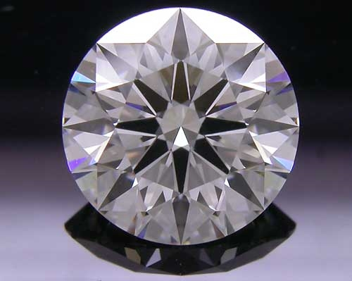 1.282 ct I VS1 A CUT ABOVE® Hearts and Arrows Super Ideal Round Cut Loose Diamond
