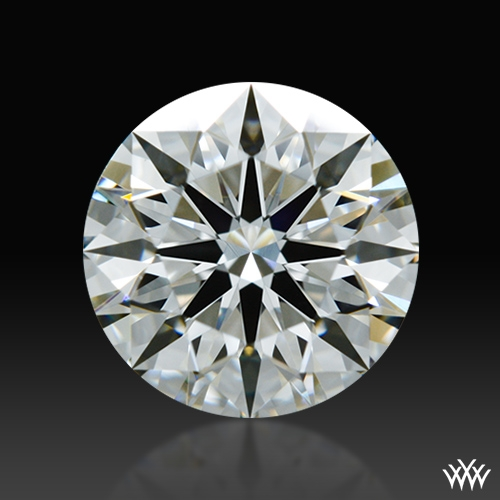 1.063 ct G VS1 A CUT ABOVE® Hearts and Arrows Super Ideal Round Cut Loose Diamond