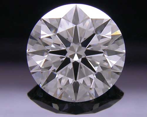 1.107 ct G VS1 A CUT ABOVE® Hearts and Arrows Super Ideal Round Cut Loose Diamond