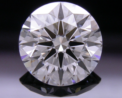 1.014 ct F VS2 A CUT ABOVE® Hearts and Arrows Super Ideal Round Cut Loose Diamond