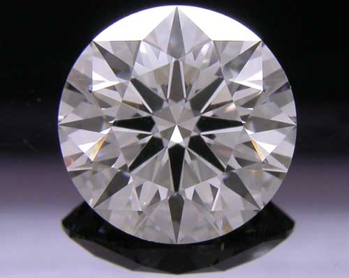 1.51 ct J VS2 A CUT ABOVE® Hearts and Arrows Super Ideal Round Cut Loose Diamond