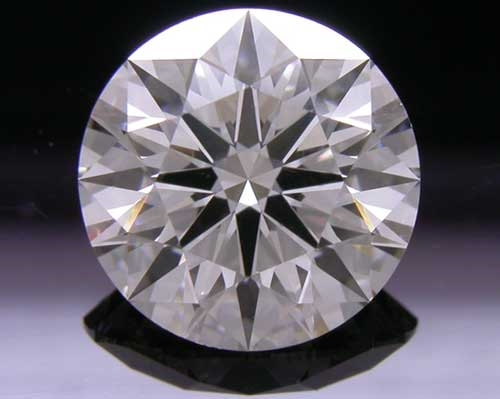 1.33 ct F SI1 A CUT ABOVE® Hearts and Arrows Super Ideal Round Cut Loose Diamond