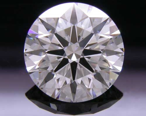 1.31 ct H VS2 A CUT ABOVE® Hearts and Arrows Super Ideal Round Cut Loose Diamond