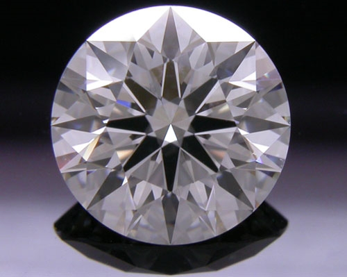 1.04 ct G SI1 A CUT ABOVE® Hearts and Arrows Super Ideal Round Cut Loose Diamond