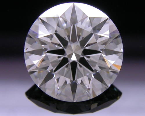 1.11 ct F VS2 A CUT ABOVE® Hearts and Arrows Super Ideal Round Cut Loose Diamond