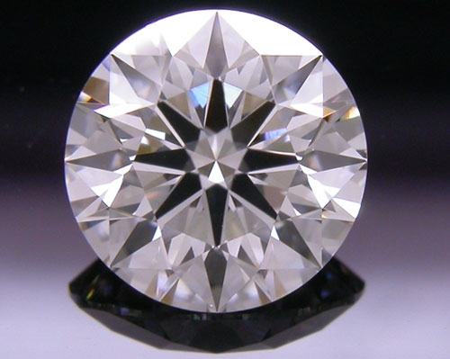 0.721 ct H VVS2 A CUT ABOVE® Hearts and Arrows Super Ideal Round Cut Loose Diamond