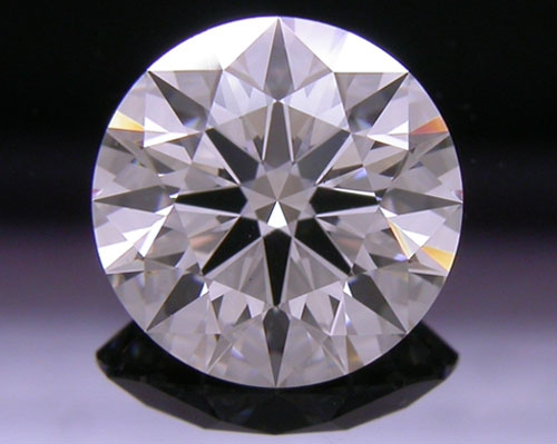 1.202 ct G SI1 A CUT ABOVE® Hearts and Arrows Super Ideal Round Cut Loose Diamond