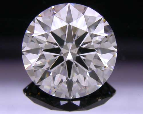 1.277 ct J SI1 A CUT ABOVE® Hearts and Arrows Super Ideal Round Cut Loose Diamond