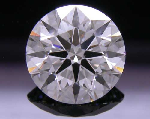 1.046 ct F VS2 A CUT ABOVE® Hearts and Arrows Super Ideal Round Cut Loose Diamond