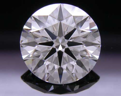 1.083 ct G VS2 A CUT ABOVE® Hearts and Arrows Super Ideal Round Cut Loose Diamond