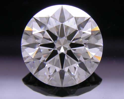 1.067 ct F VS2 A CUT ABOVE® Hearts and Arrows Super Ideal Round Cut Loose Diamond