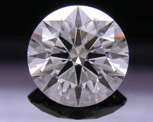 1.082 ct G VS2 A CUT ABOVE® Hearts and Arrows Super Ideal Round Cut Loose Diamond