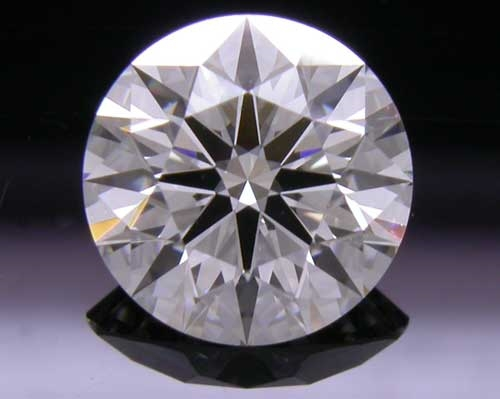 1.055 ct G SI1 A CUT ABOVE® Hearts and Arrows Super Ideal Round Cut Loose Diamond