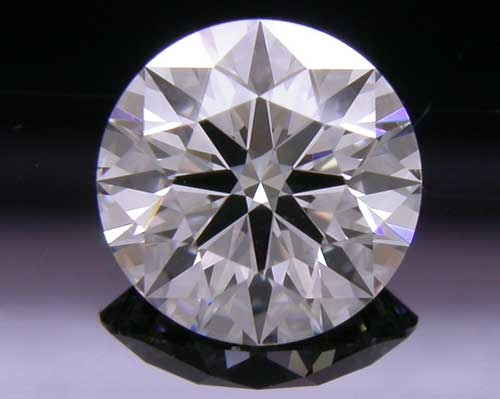 1.002 ct H VS1 A CUT ABOVE® Hearts and Arrows Super Ideal Round Cut Loose Diamond