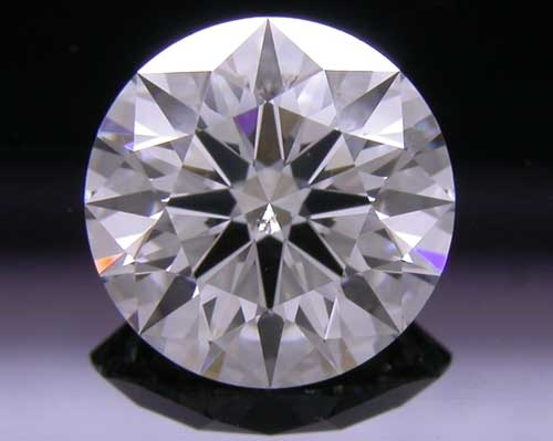 1.085 ct I SI2 A CUT ABOVE® Hearts and Arrows Super Ideal Round Cut Loose Diamond