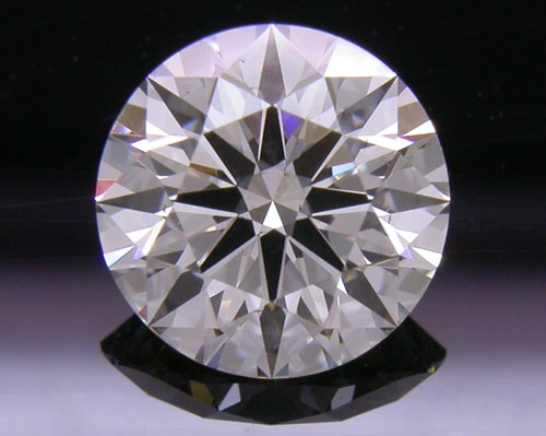 1.198 ct H SI2 A CUT ABOVE® Hearts and Arrows Super Ideal Round Cut Loose Diamond