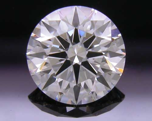 0.733 ct G VS1 A CUT ABOVE® Hearts and Arrows Super Ideal Round Cut Loose Diamond