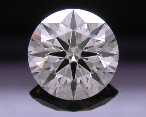 0.713 ct I VVS1 A CUT ABOVE® Hearts and Arrows Super Ideal Round Cut Loose Diamond