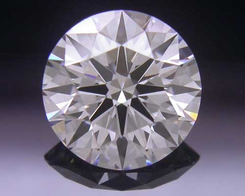 0.736 ct G VS1 A CUT ABOVE® Hearts and Arrows Super Ideal Round Cut Loose Diamond