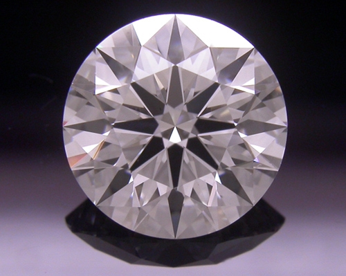 0.998 ct F VS2 A CUT ABOVE® Hearts and Arrows Super Ideal Round Cut Loose Diamond
