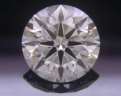 1.045 ct G VS2 A CUT ABOVE® Hearts and Arrows Super Ideal Round Cut Loose Diamond