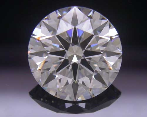 1.061 ct H VS1 A CUT ABOVE® Hearts and Arrows Super Ideal Round Cut Loose Diamond