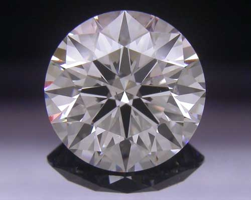 1.03 ct H SI1 A CUT ABOVE® Hearts and Arrows Super Ideal Round Cut Loose Diamond