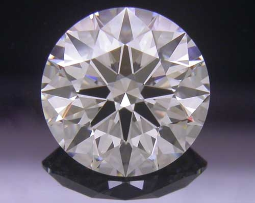 1.14 ct I VS1 A CUT ABOVE® Hearts and Arrows Super Ideal Round Cut Loose Diamond