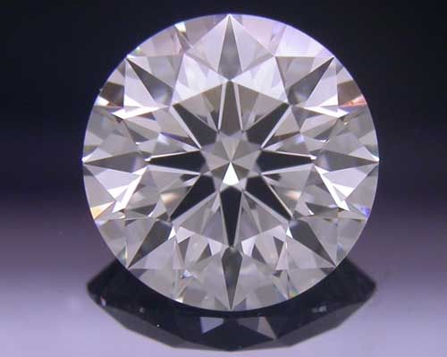 0.924 ct I IF A CUT ABOVE® Hearts and Arrows Super Ideal Round Cut Loose Diamond