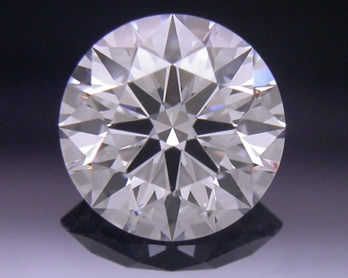 0.511 ct E VVS1 A CUT ABOVE® Hearts and Arrows Super Ideal Round Cut Loose Diamond