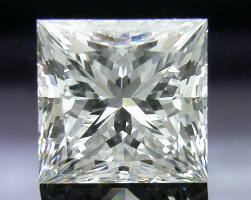 1.05 ct K VS2 A CUT ABOVE® Princess Super Ideal Cut Diamond