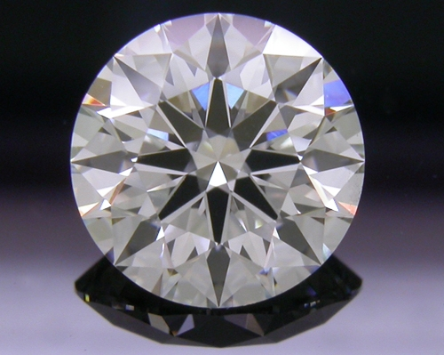 1.21 ct G SI1 A CUT ABOVE® Hearts and Arrows Super Ideal Round Cut Loose Diamond