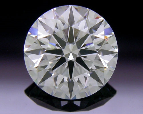 1.04 ct F SI1 A CUT ABOVE® Hearts and Arrows Super Ideal Round Cut Loose Diamond