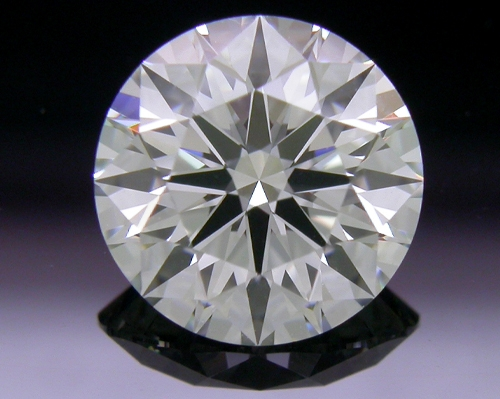 1.07 ct H VS1 A CUT ABOVE® Hearts and Arrows Super Ideal Round Cut Loose Diamond