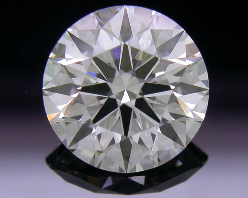 1.10 ct I SI1 A CUT ABOVE® Hearts and Arrows Super Ideal Round Cut Loose Diamond