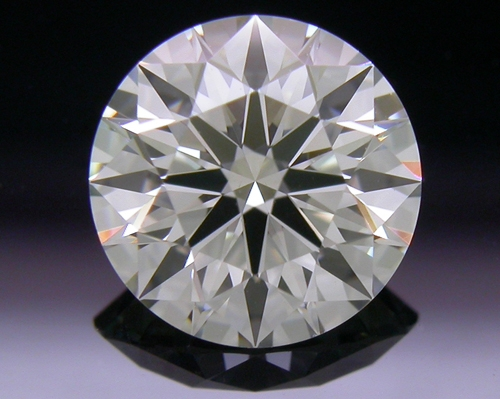 1.02 ct J VS1 A CUT ABOVE® Hearts and Arrows Super Ideal Round Cut Loose Diamond