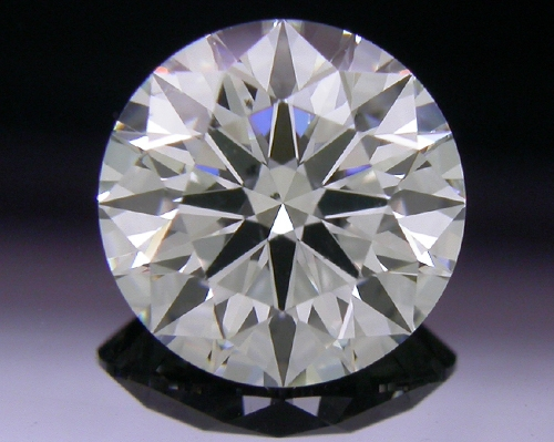 1.05 ct I SI1 A CUT ABOVE® Hearts and Arrows Super Ideal Round Cut Loose Diamond