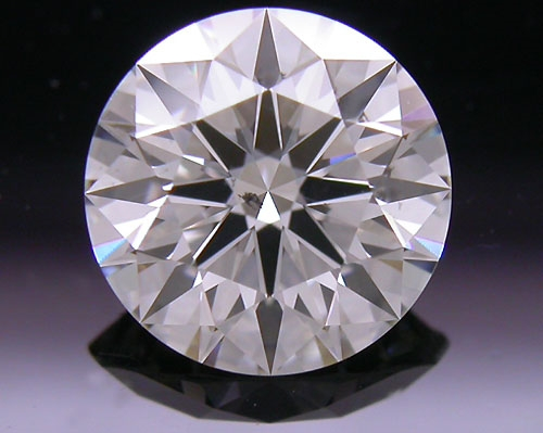 1.017 ct J SI2 A CUT ABOVE® Hearts and Arrows Super Ideal Round Cut Loose Diamond