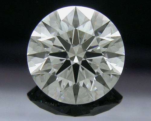 1.182 ct E SI1 A CUT ABOVE® Hearts and Arrows Super Ideal Round Cut Loose Diamond