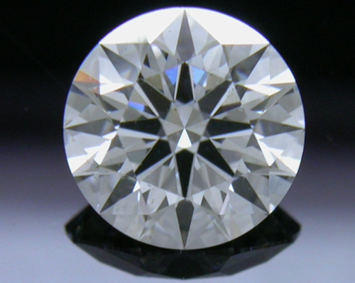 0.822 ct F SI1 A CUT ABOVE® Hearts and Arrows Super Ideal Round Cut Loose Diamond