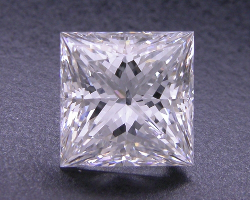 1.06 ct E VS1 Expert Selection Princess Cut Loose Diamond