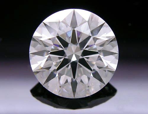 1.564 ct H VVS1 A CUT ABOVE® Hearts and Arrows Super Ideal Round Cut Loose Diamond