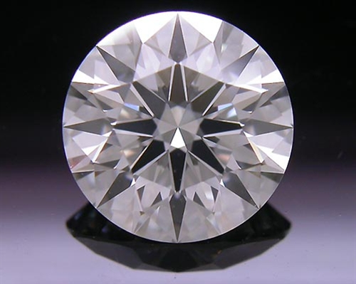 1.608 ct J VS1 A CUT ABOVE® Hearts and Arrows Super Ideal Round Cut Loose Diamond
