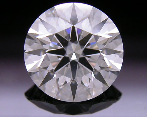 1.094 ct D VS2 A CUT ABOVE® Hearts and Arrows Super Ideal Round Cut Loose Diamond