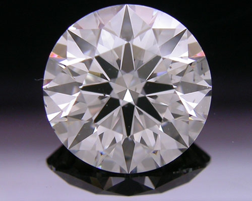 1.60 ct I SI1 A CUT ABOVE® Hearts and Arrows Super Ideal Round Cut Loose Diamond