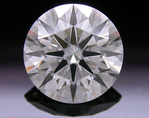 1.584 ct J VS1 A CUT ABOVE® Hearts and Arrows Super Ideal Round Cut Loose Diamond