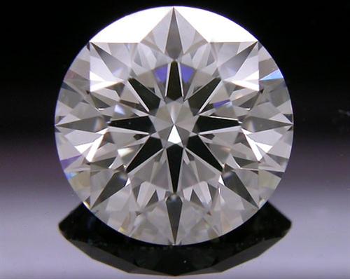 1.545 ct I VVS2 A CUT ABOVE® Hearts and Arrows Super Ideal Round Cut Loose Diamond