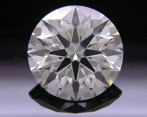2.035 ct J SI1 A CUT ABOVE® Hearts and Arrows Super Ideal Round Cut Loose Diamond