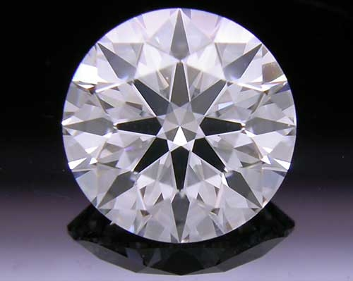 1.516 ct E SI1 A CUT ABOVE® Hearts and Arrows Super Ideal Round Cut Loose Diamond